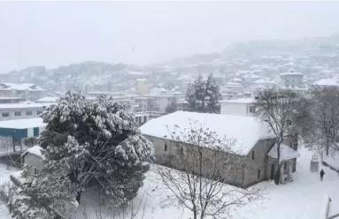 Snowfall 'closes' 280 schools in Albania