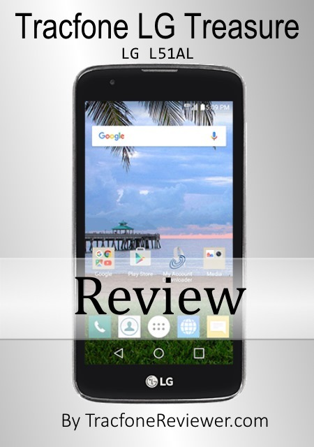 TracfoneReviewer: Tracfone LG Treasure L51AL Review