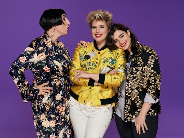 La diversidad de tallas con Rossy de Palma, Tania Llasera y Barbie Ferreira