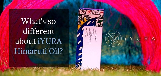 iYURA Himaruti Oil Ingredients
