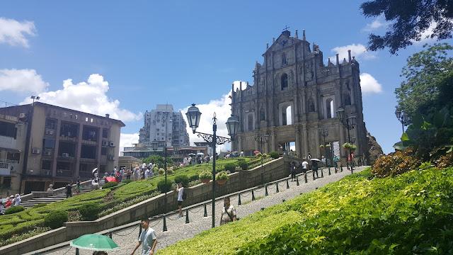 macau tourist attraction
