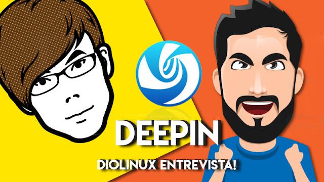 Deepin Linux entrevista