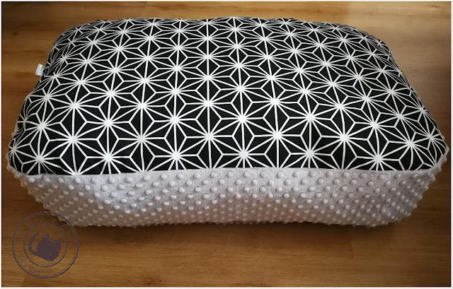 Pufo-poduszka XL