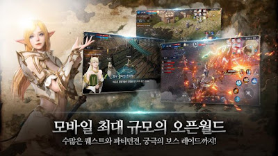 Download Lineage 2 Revolution Apk Android