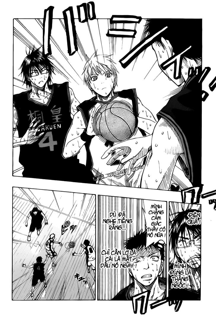 Kuroko No Basket chap 050 trang 11