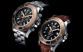 Wallpaper: Breitling watches