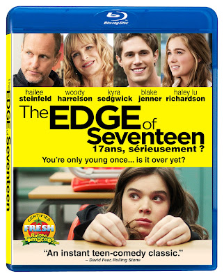 Win 'The Edge of Seventeen' on Blu-ray!
