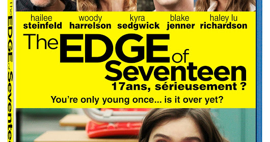 Contest! Win 'The Edge of Seventeen' on Blu-ray!