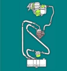 خدمة دورة وقود البنزينPDF-اتعلم دليفري