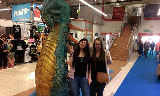 Gosiarella i eM Comic Con Warszawa