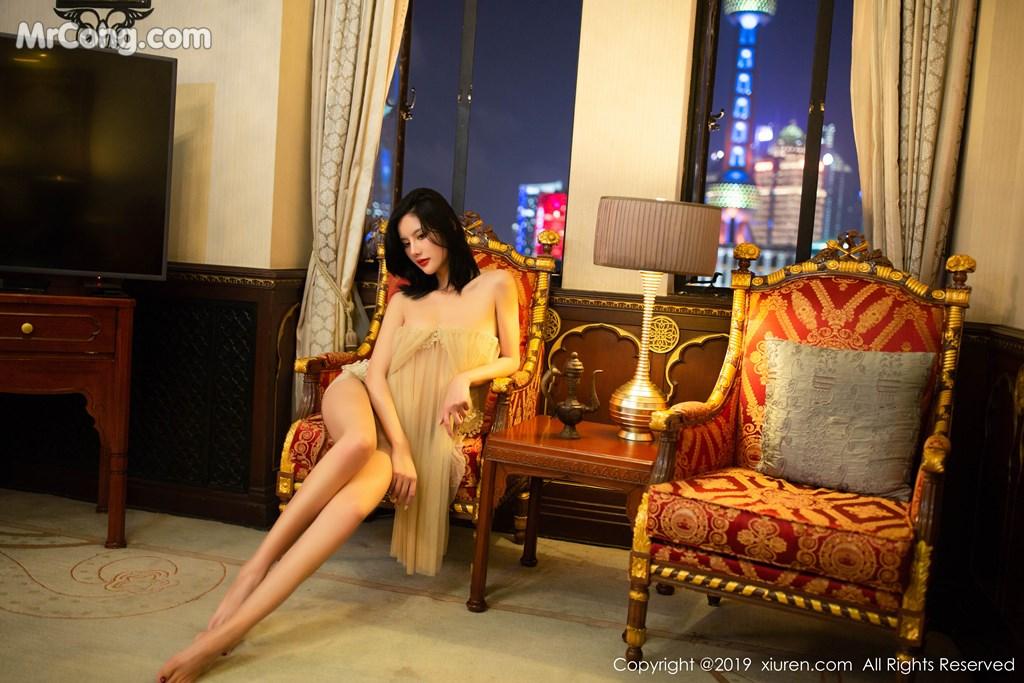 Image XIUREN-No.1668-Jiu-Shi-A-Zhu-A-MrCong.com-001 in post XIUREN No.1668: Jiu Shi A Zhu A (就是阿朱啊) (67 ảnh)