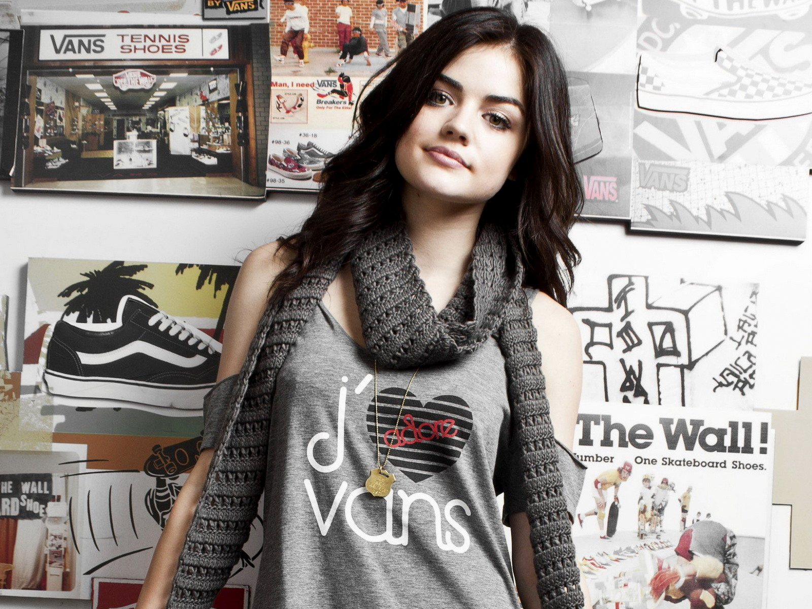 Is a cute Lucy Hale nude photos 2019