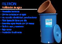 """""""Filtron para potabilizar agua2"""""""