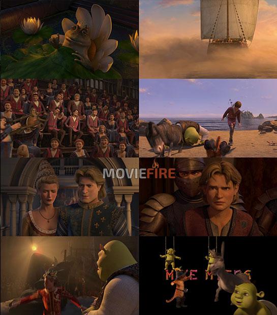 Shrek the Third (2007) 1080p