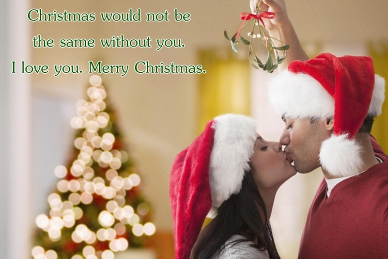 Xmas Love Quotes : Beautiful Merry Christmas Love Quotes and Sayings - Merry Christmas ...