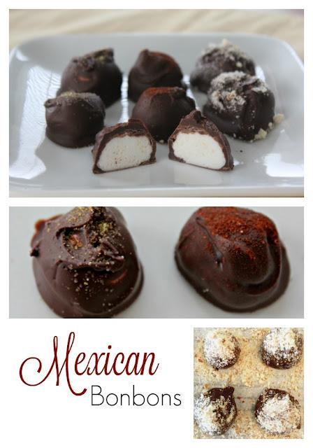 Mexican bonbons