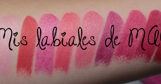 Regalizdefresa: My MAC lipstick