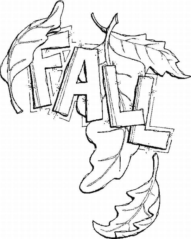 fall halloween coloring pages free | OODLES of DOODLES: November 2011
