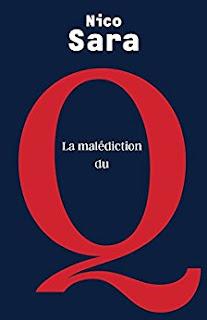 """Chronique du roman érotique """"la malédiction du Q"""" Nico Sara"""