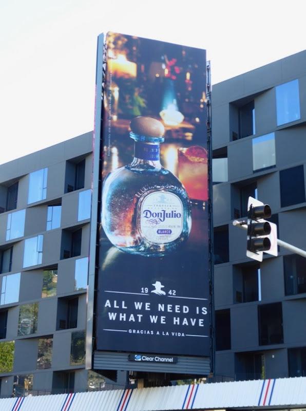Don Julio All need we have billboard