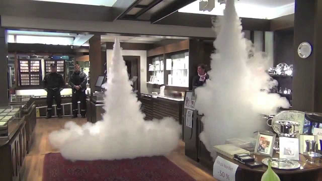 Create your own cryogenics special effects at your party or event using CryoFX® Co2 Products