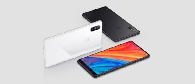 2018 Xiaomi Mi 2s Menggunakan Dual Camera