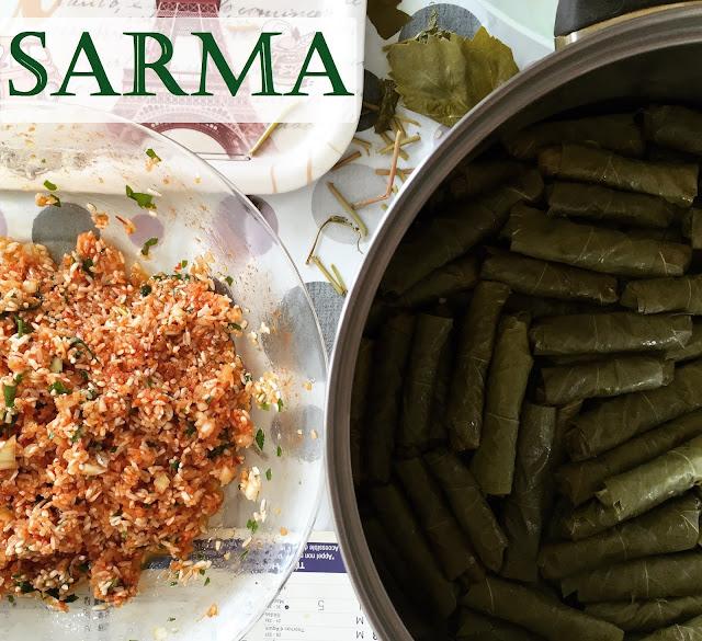 Recette Turque Les Sarma De Maman A L Huile D Olive