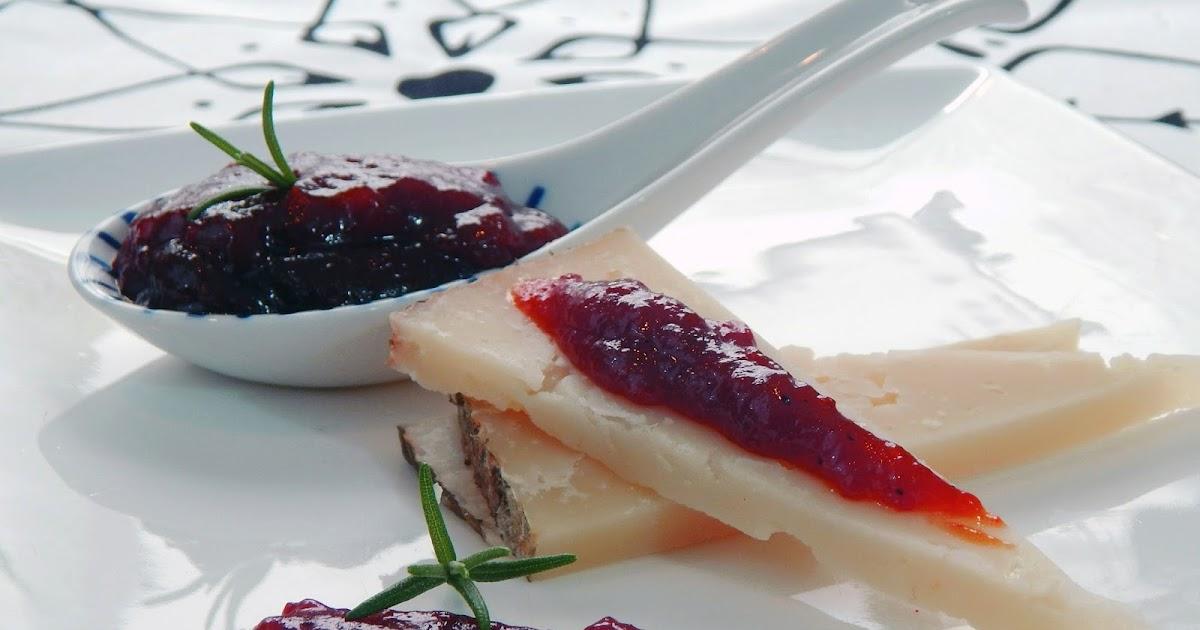 la cocina con cari o mermelada de pimiento rojo con especias