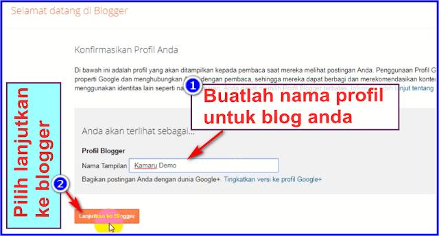 Cara Buat Blog Bagi Pemula
