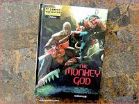 The Monkey God Cover