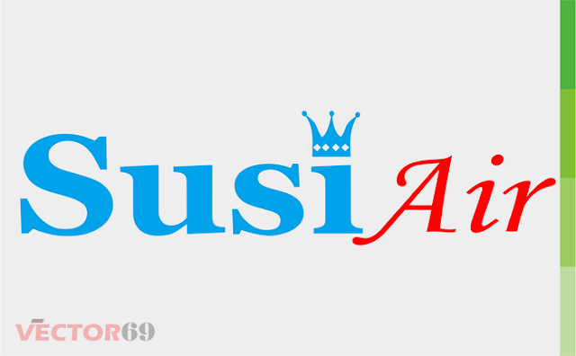 Logo Susi Air - Download Vector File CDR (CorelDraw)