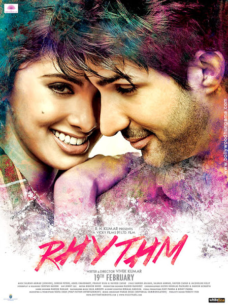 Rhythm (2016) Movie Poster