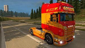 DHL Scania RJL