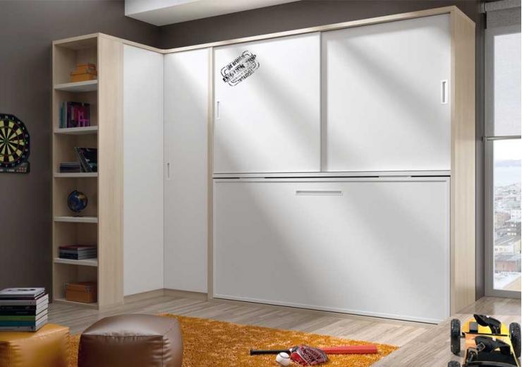 Dormitorios juveniles economicos for Dormitorios juveniles abatibles