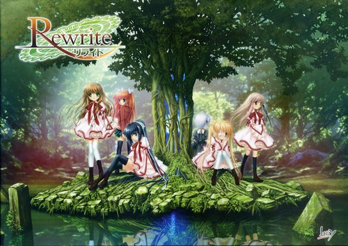 "Visual Art's ""Rewrite"""