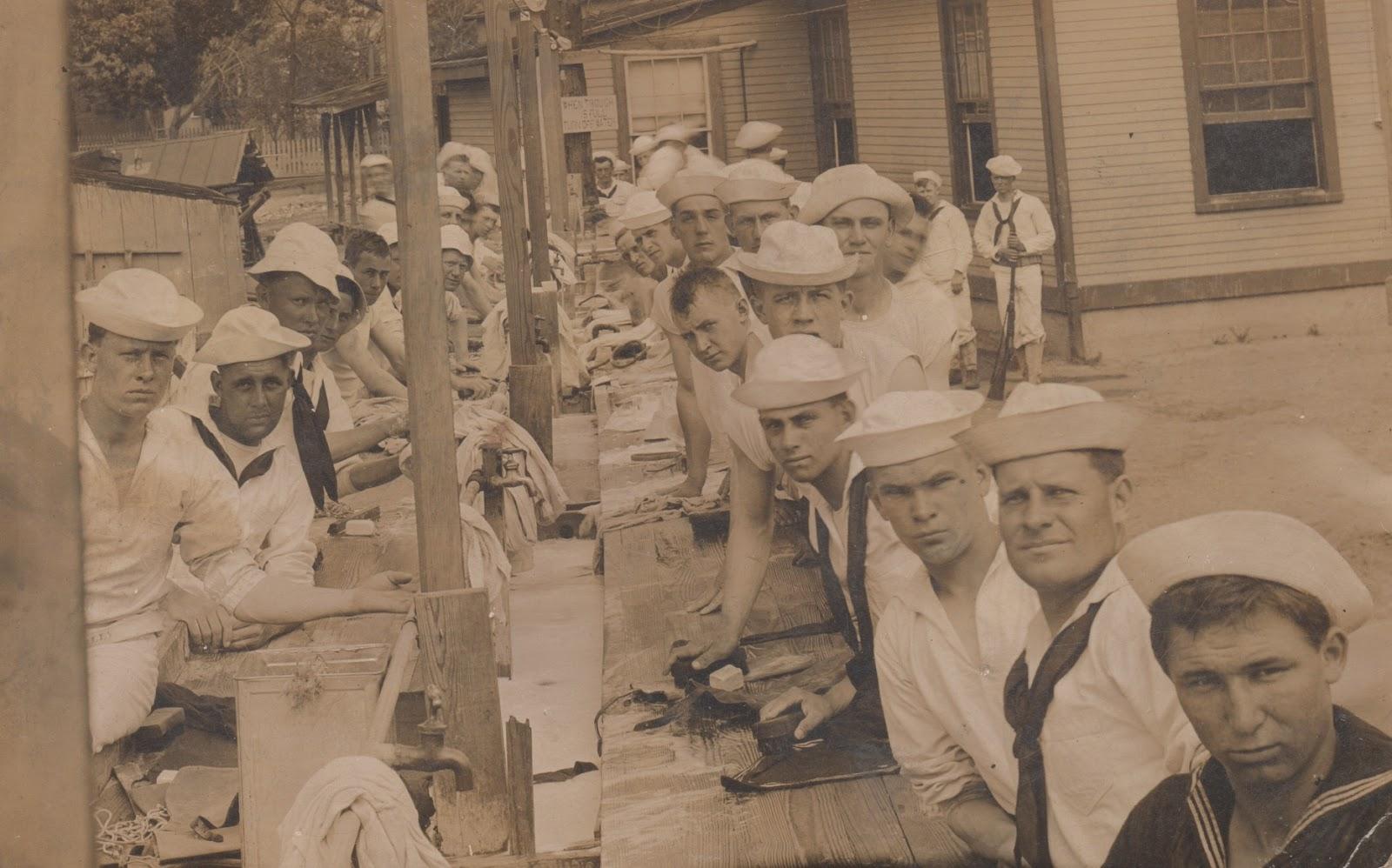 Hampton Roads Naval Museum Filthy Sailors Make For Poor