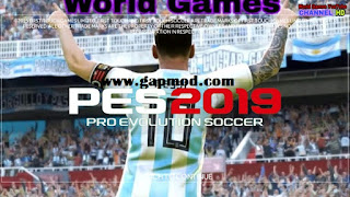FTS Mod PES 2019 v15.0 NEW Transfers UPDATE by WG