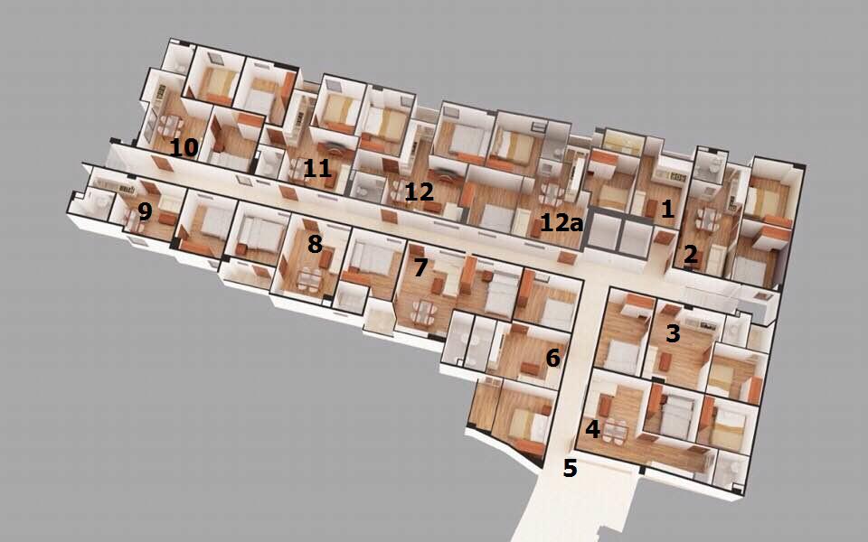 Bán chung cư mini Hoàng Đạo Thành từ 500 triệu- Ở ngay