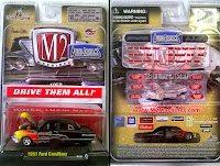 Die-cast M2 Machines 1/64