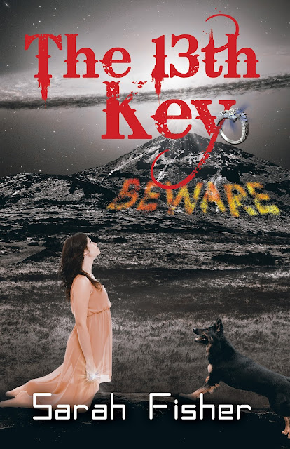 the-13th-key, sarah-fisher, book