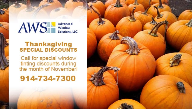 Thanksgiving Day Discounts New York
