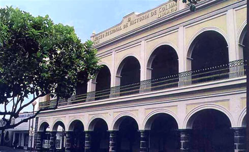Museo Regional de Historia, Colima