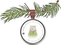 Holiday Ornament - Catnip