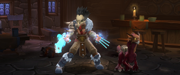 Torchlight 2 Berserker Build