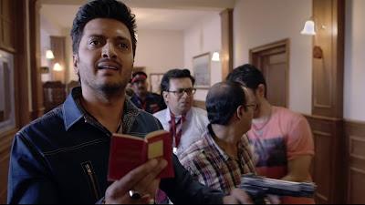 Riteish Deshmukh Of Bank Chor Movie 2017