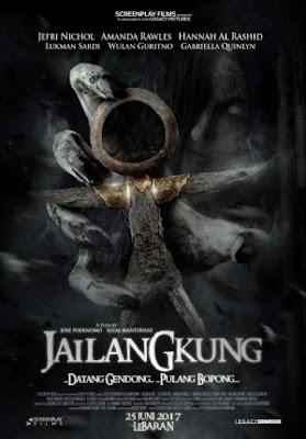 Sinopsis dan Jalan Cerita Film Jailangkung (2017)