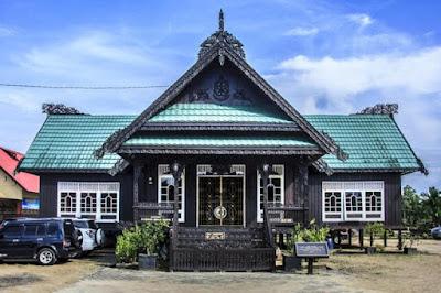 Rumah Baloy Kalimantan Utara
