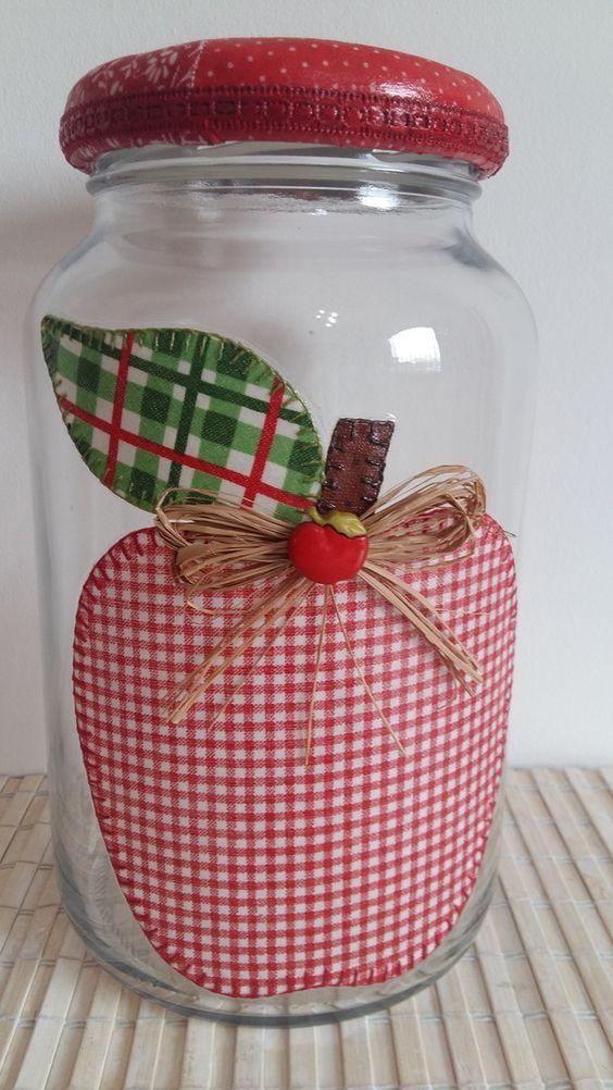 6 ideas para decorar frascos de vidrio y hacer lindas