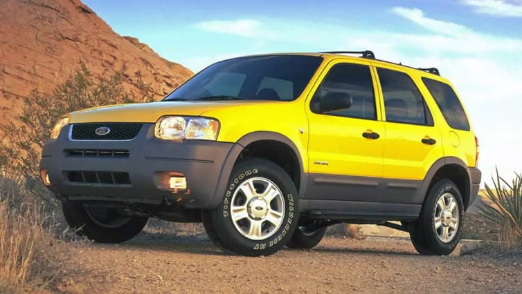 2001 Ford Escape Reviews
