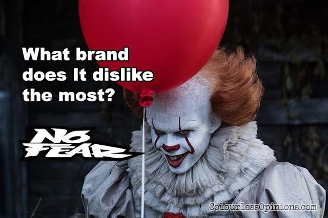 it pennywise clown meme no fear